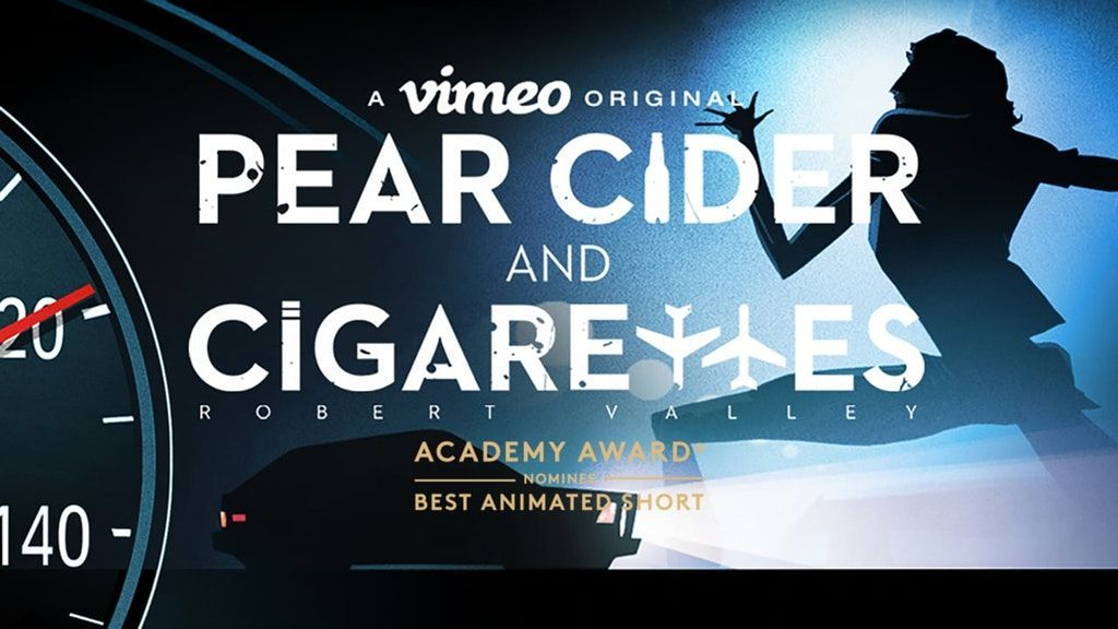 Watch the graphic novelturnedanimation Pear Cider and Cigarettes  Vimeo Blog