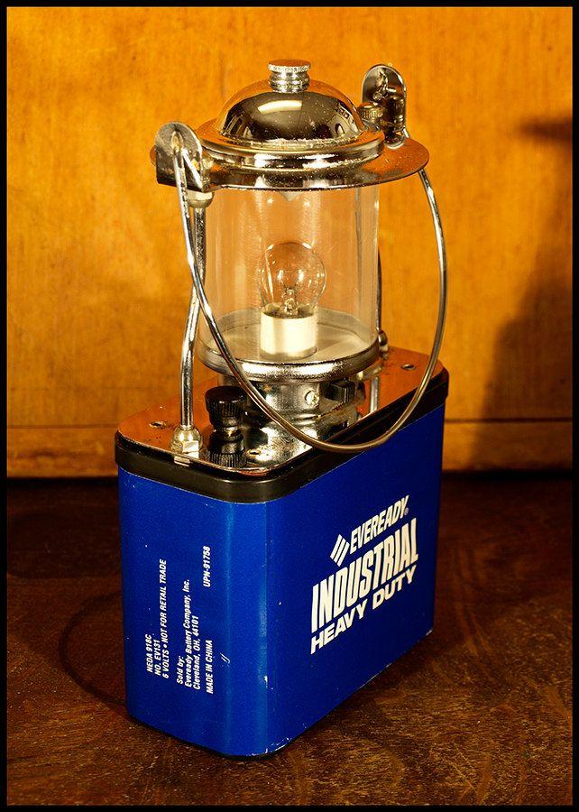 Lantern Flashlight Vintage Working 1950s Chrome Burgess Radar Lamp 6v Torch Lantern Flashlight Chrome Lantern Flashlight