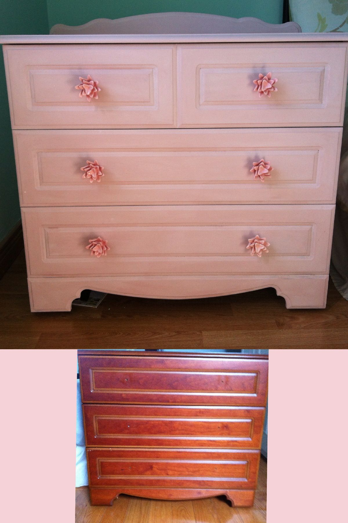 Annie sloan chalk paint chest of drawers in antoinette for for Annie sloan chalk paint ideas