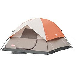 Coleman Canada 4 person instant tent