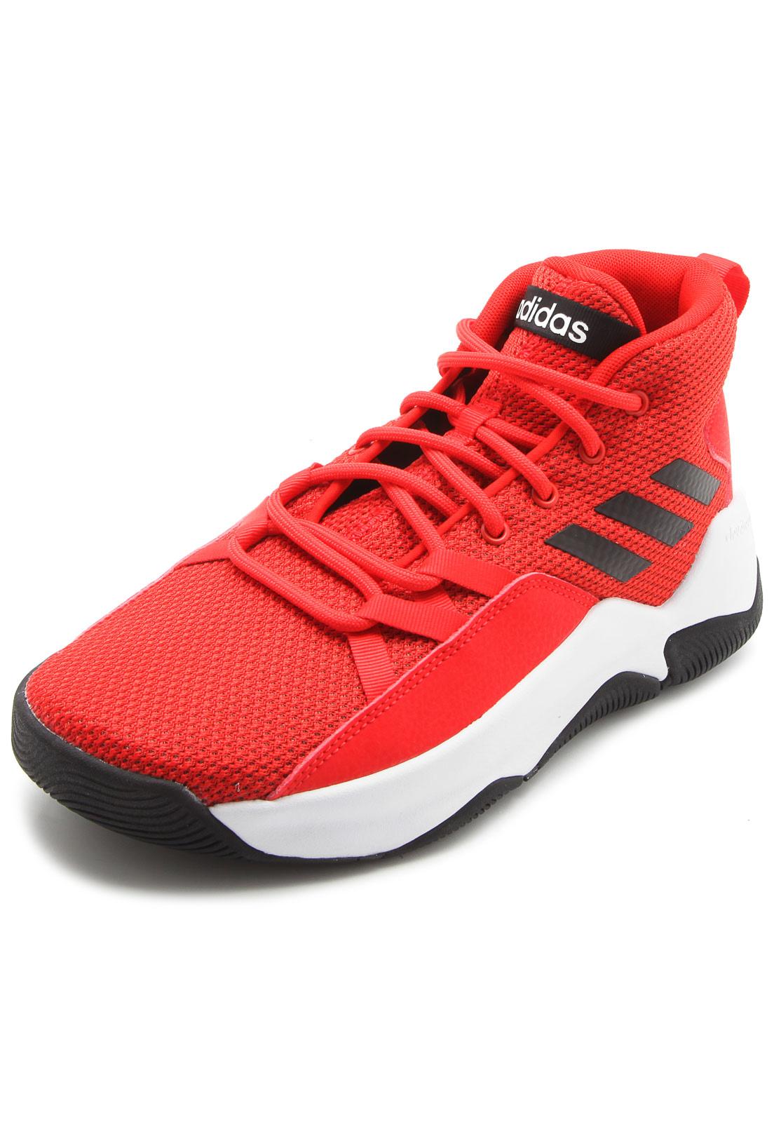 adidas streetfire red off 59% - www