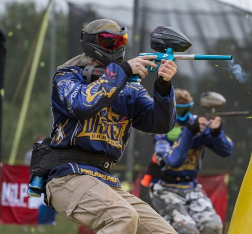 Drexel University's paintball club won two awards from the...