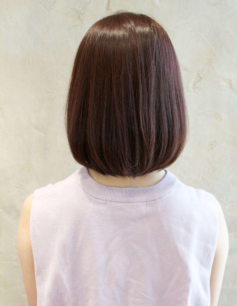 つるんと肩上ボブ Tk 50 ヘアカタログ 髪型 ヘアスタイル