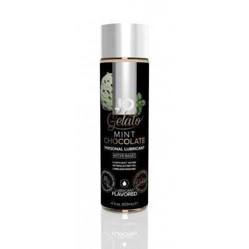System Jo Gelato Mint Chocolate Water Based Lubricant 4 Oz