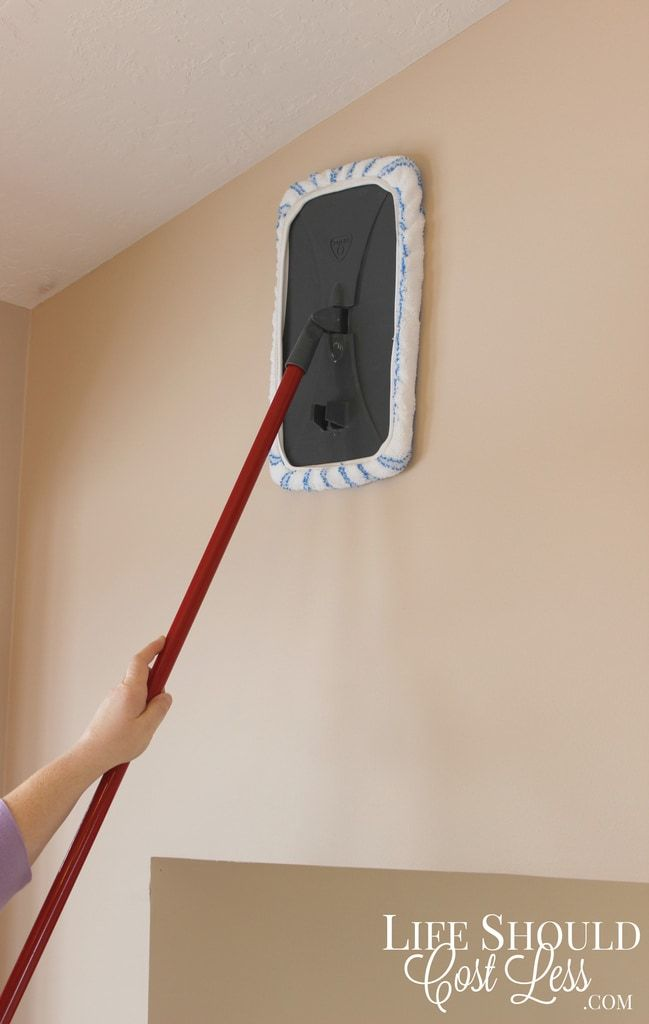 Your Bathroom Walls Can Get Pretty Dirty After A While Use Swifter Or Dust Mop Along With Favorite Cleaning Solution To