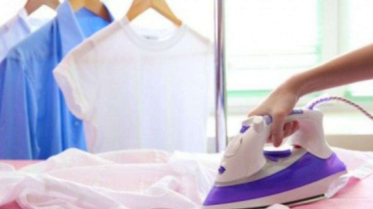 كيفية كي الملابس بطريقة سهلة How To Iron Clothes Home Appliances Clothes