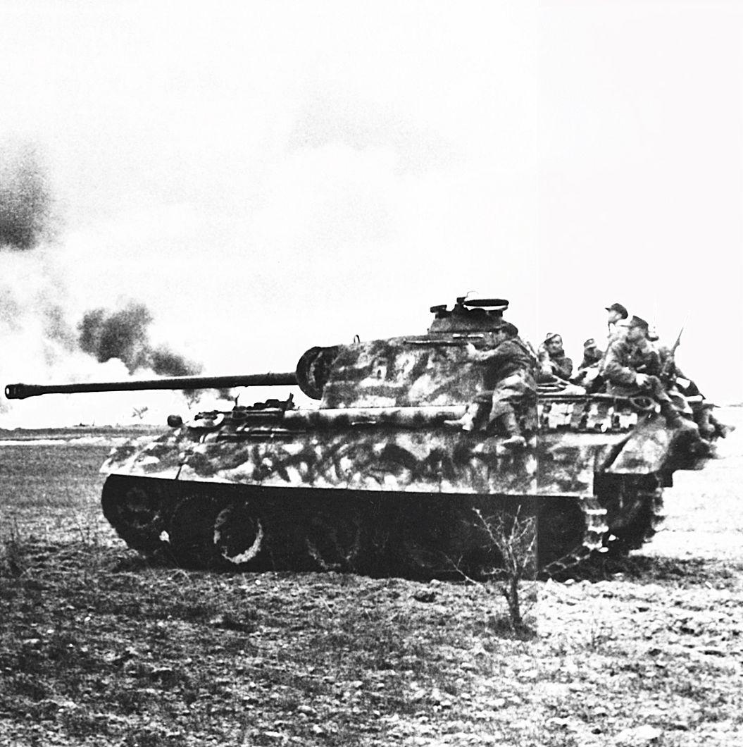 AFV - German Pz.kpfw VI TIGER I   Model tanks, Military