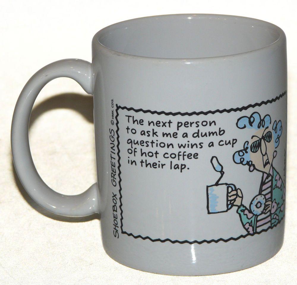Shoebox greetings old lady topsimages maxine coffee mug dumb question hallmark shoebox grumpy old lady donut blue hair jpg 1000x961 shoebox m4hsunfo