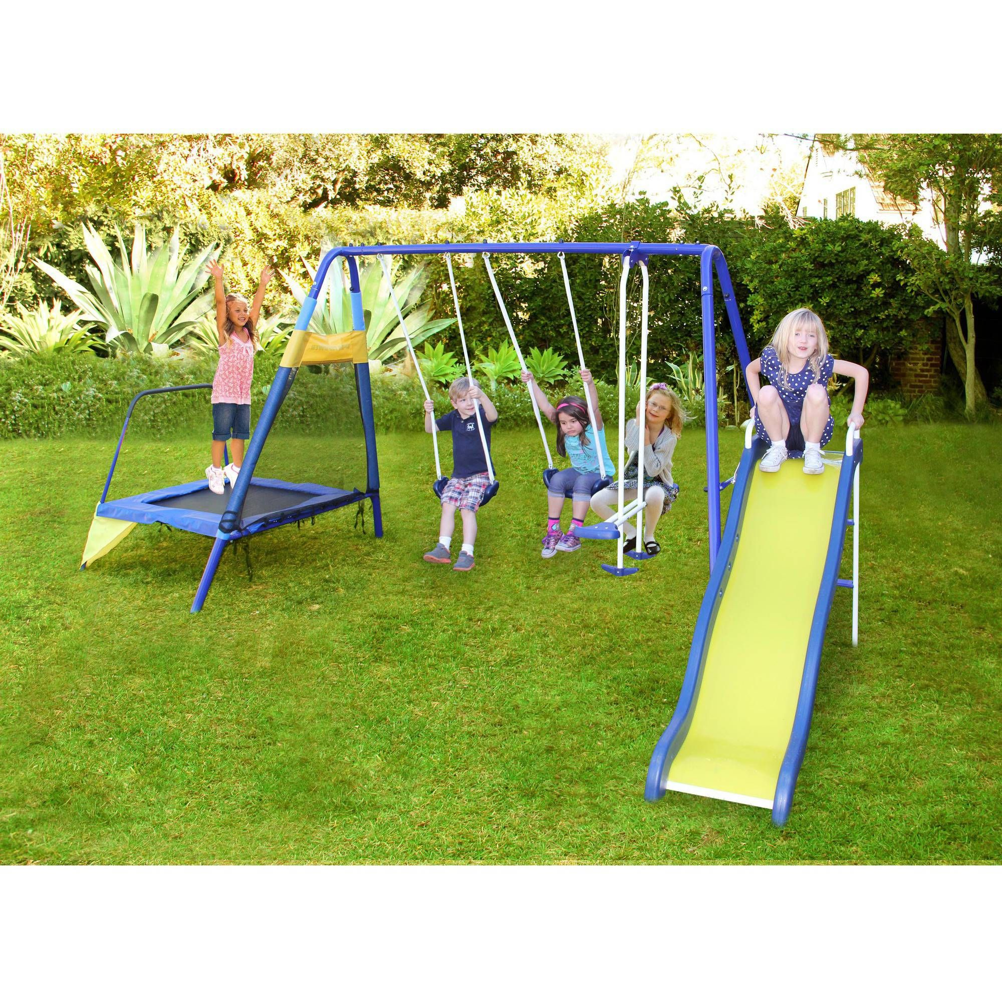 Merveilleux Explore Metal Swing Sets, Outdoor Swing Sets, And More!