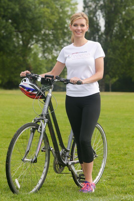 Resultado de imagem para Rachel Riley and her bike