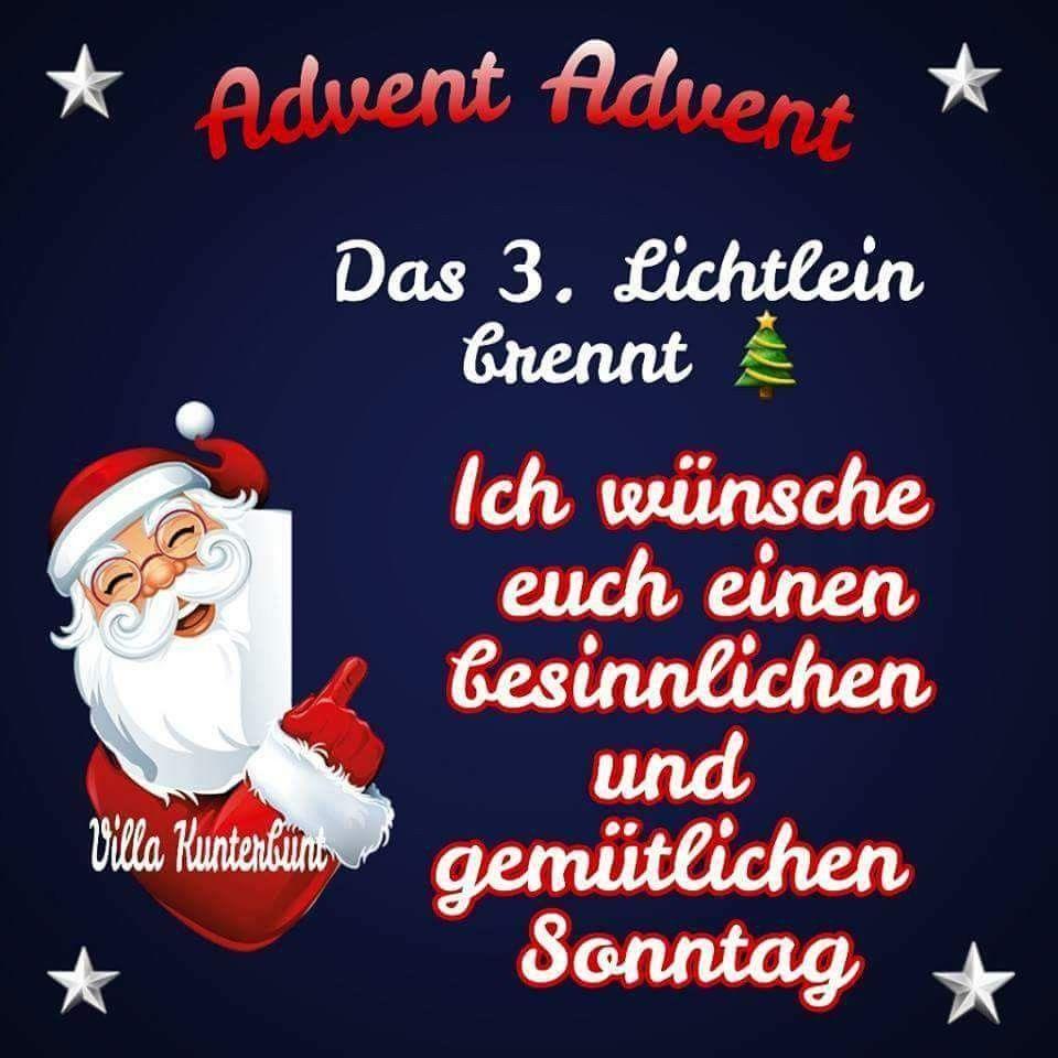 11 Schone Und Lustige Spruche Zum Advent Kinderliedergarten De
