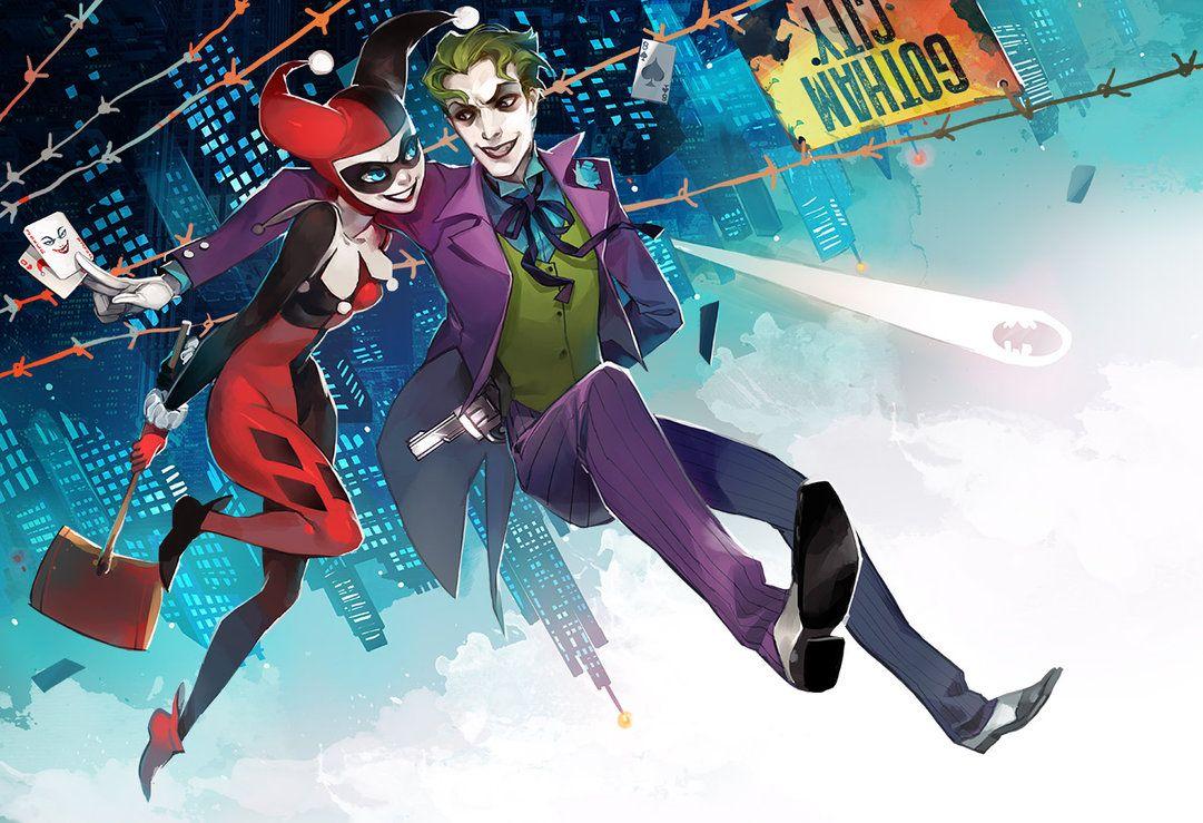Harley Quinn e Coringa