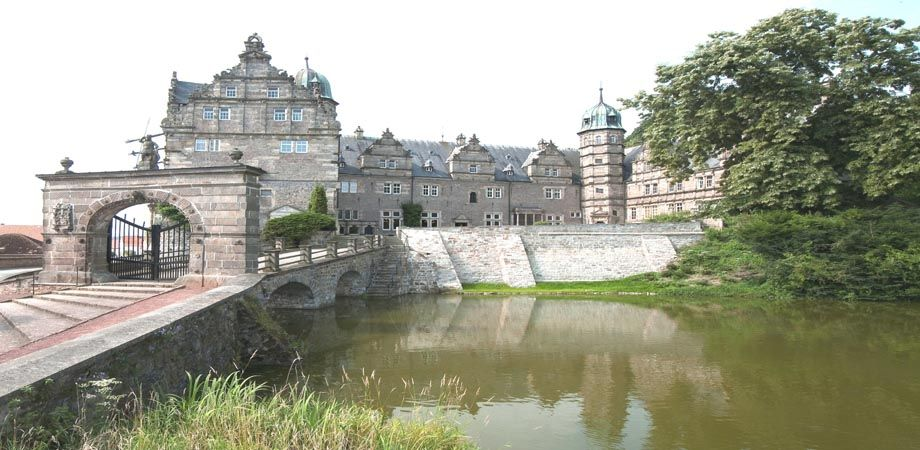 Amazing palaces and impressive residences in the Weserbergland