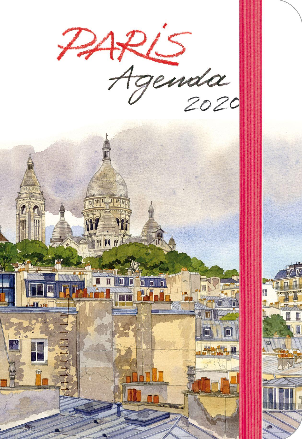 Paris Agenda 2020 Livre Electronique Livre Livre Ebook