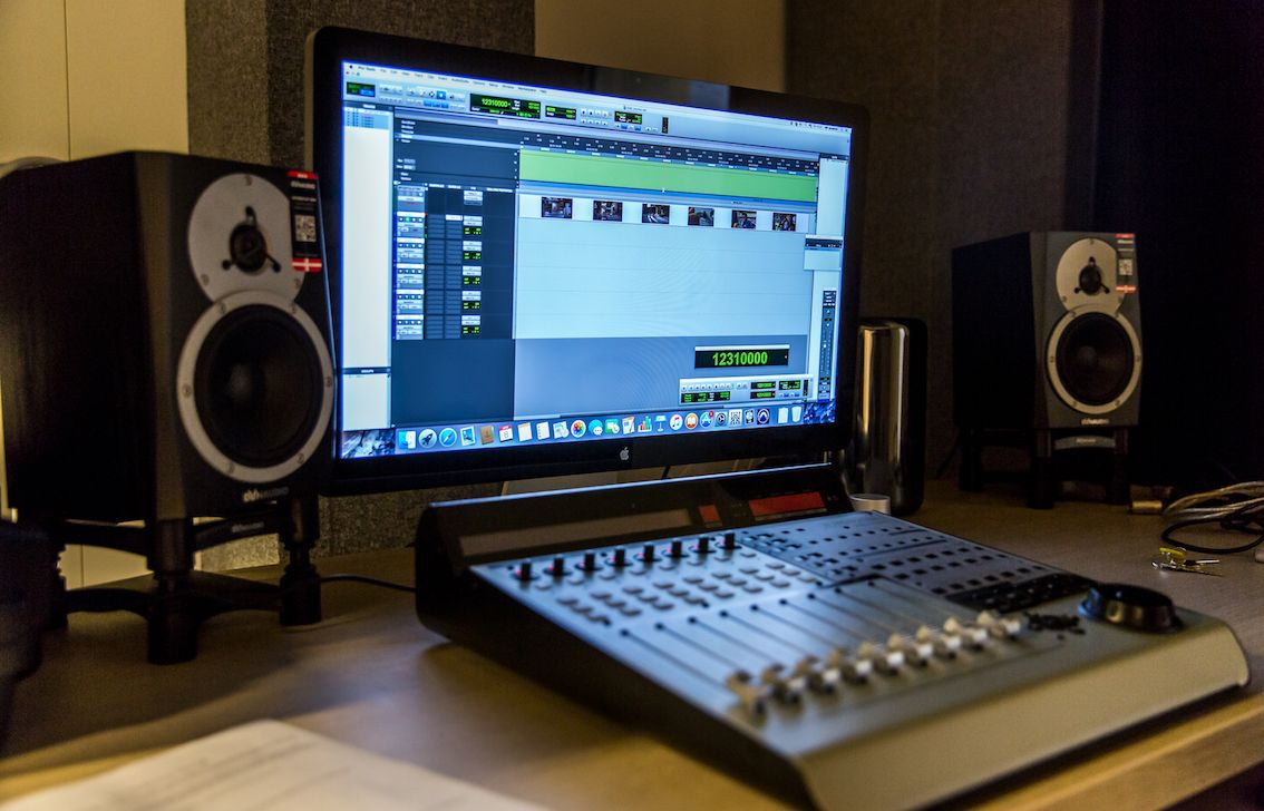 Ba Of Music Production Pro Tools Computer Monitor Computer
