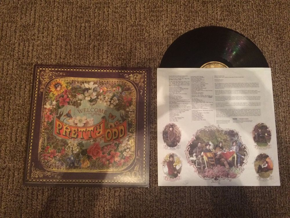 Pretty  Odd  by Panic at the Disco (Vinyl, RARE Limited Edition