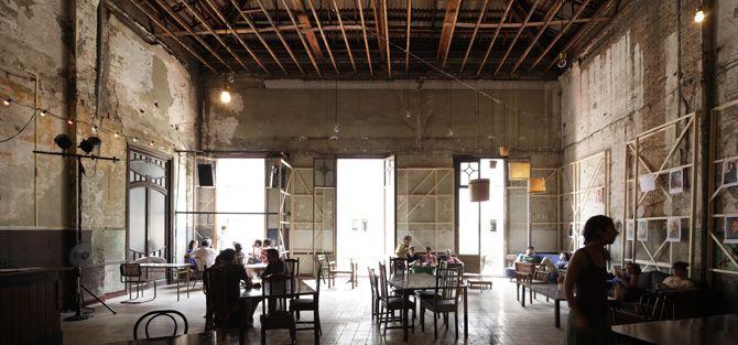 SALA BECKETT / OBRADOR | Fàbriques de Creació
