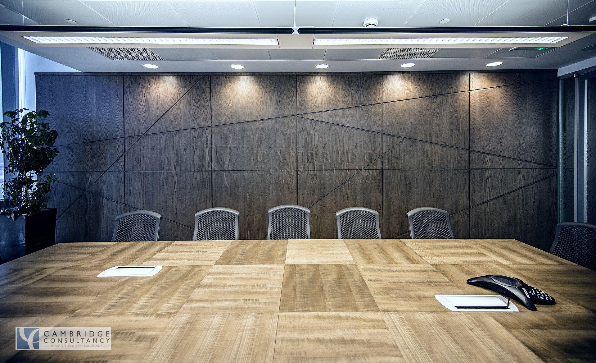 WSP Office Modern Design Open Ceiling Industrial Aluminium