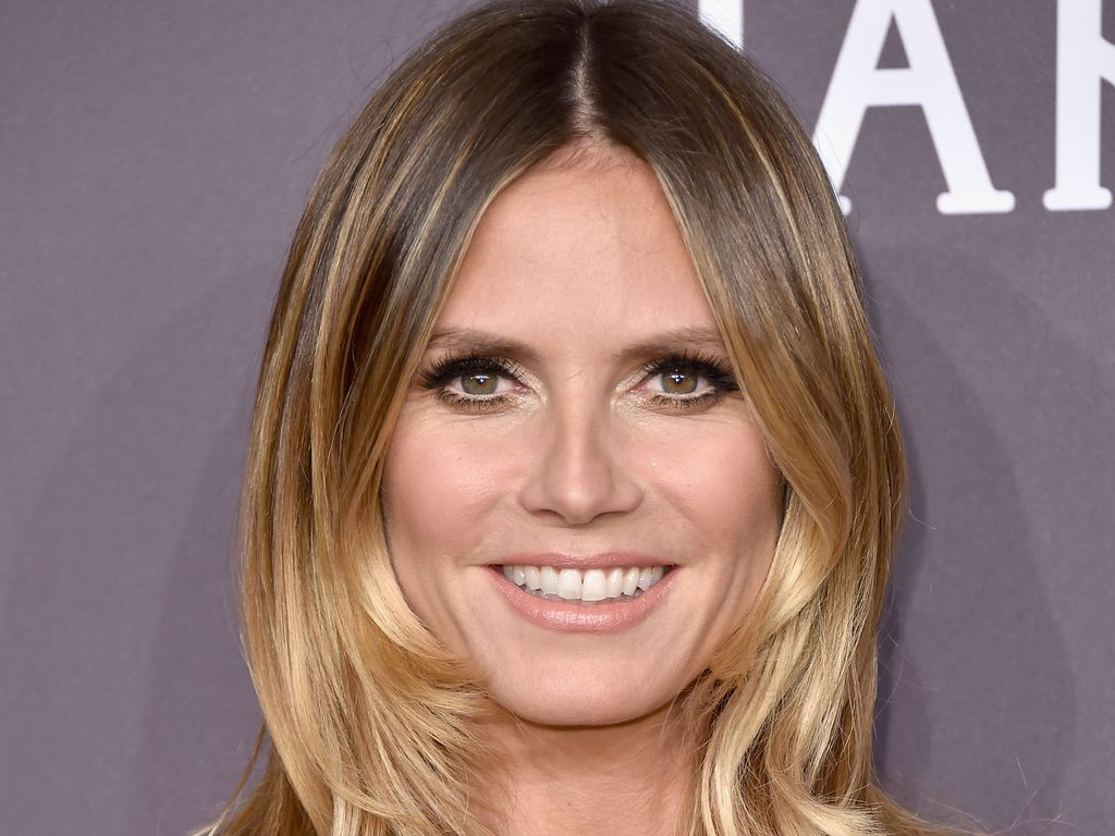 Image Result For Heidi Klums New Hair Color 2017 Bronde Hair