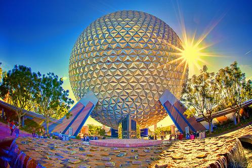 Epcot, Disneyworld, FL