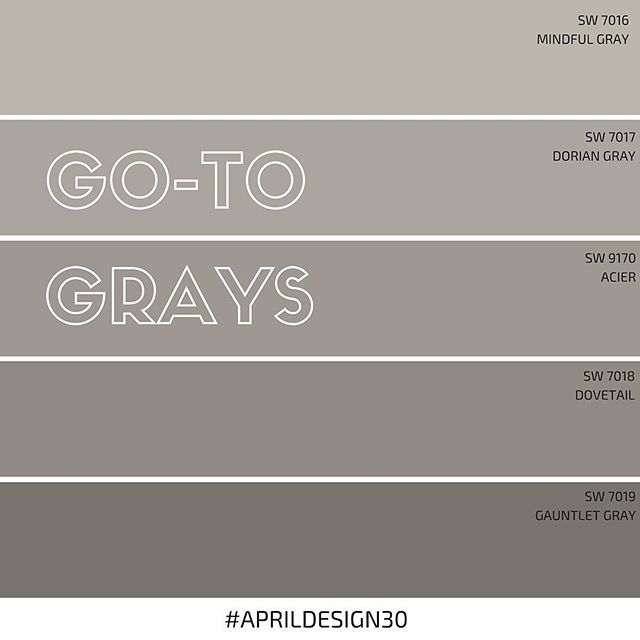 Day 2 question i am choosing a new exterior paint for my for Neutral grey paint colors