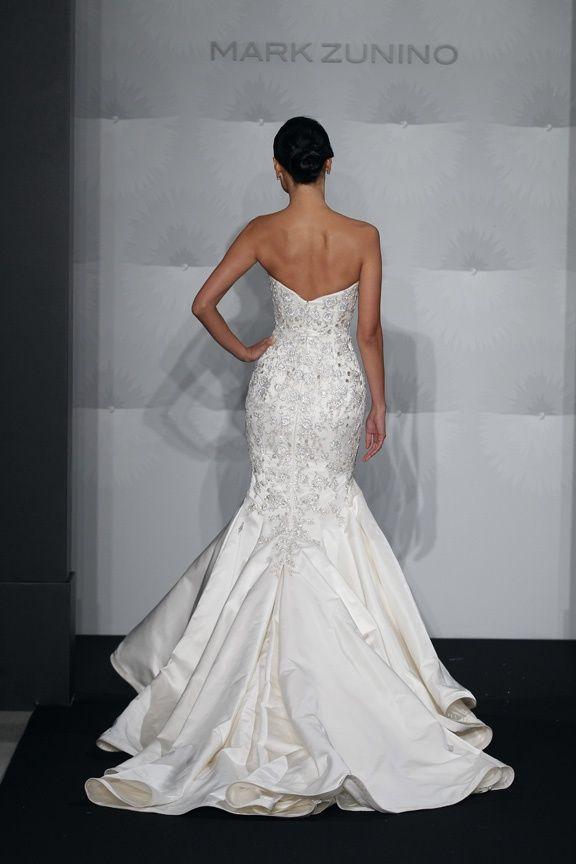 Mark Zunino Wedding Dress | Mark Zunino (Bridal) | Wedding Ideas ...