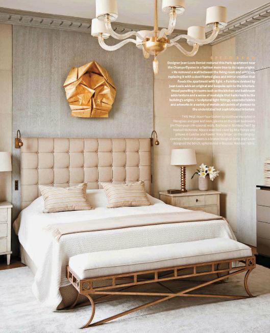 Schon Jean Louis Deniot Bedroom