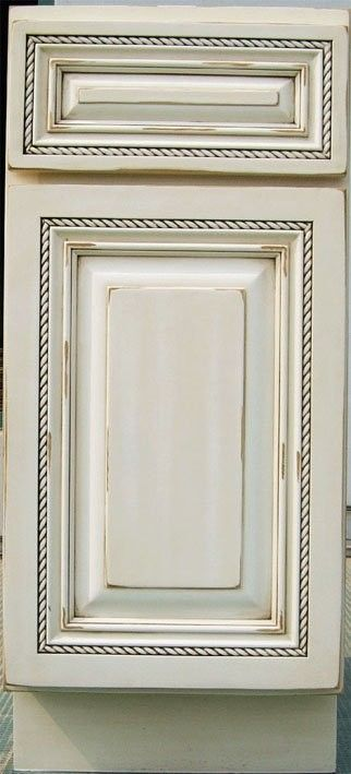 Cabinet Door White With Chocolate Glaze Cabinet Glazing Classes At