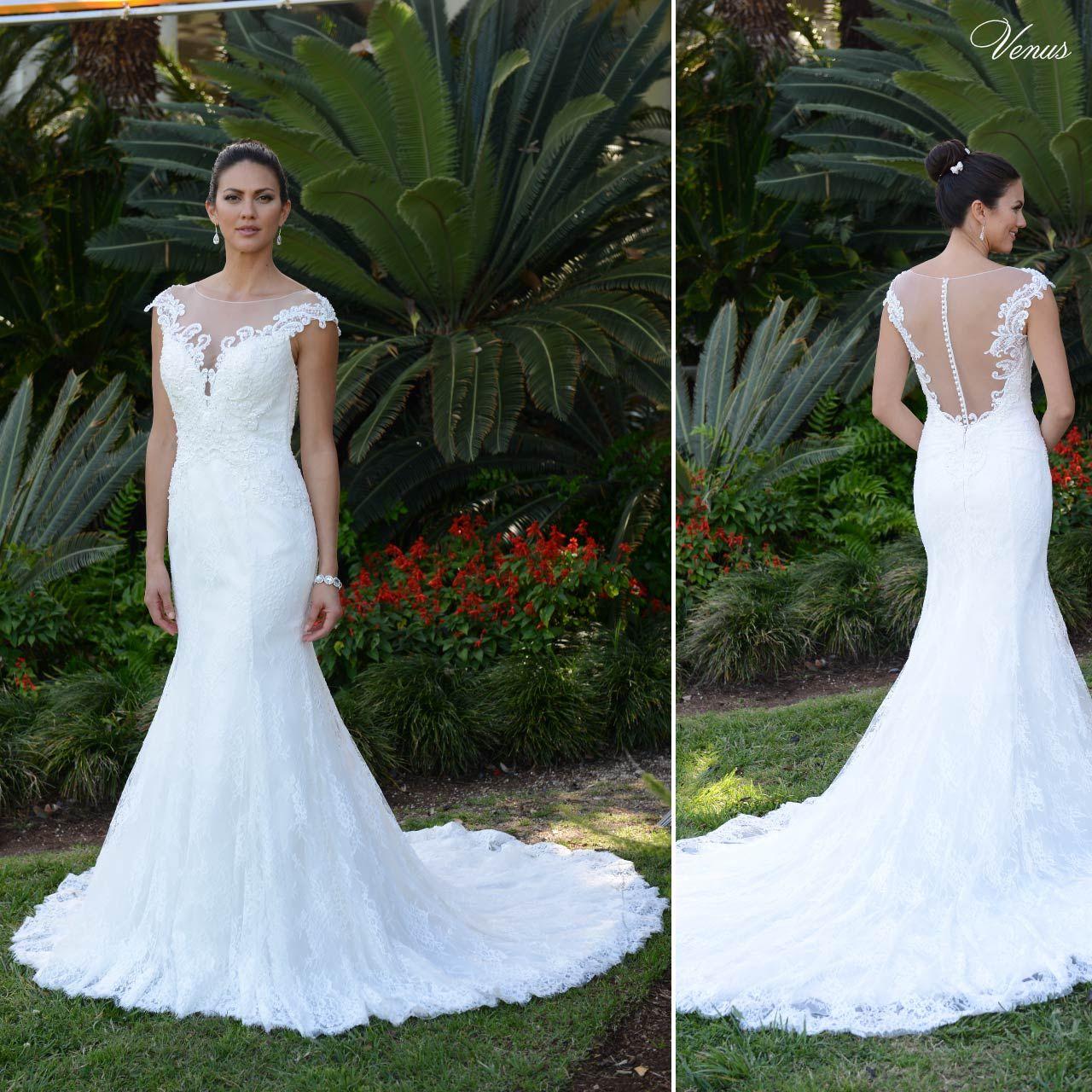 Da Boutique Velo abito da sposa sirena ART. VE8353N della