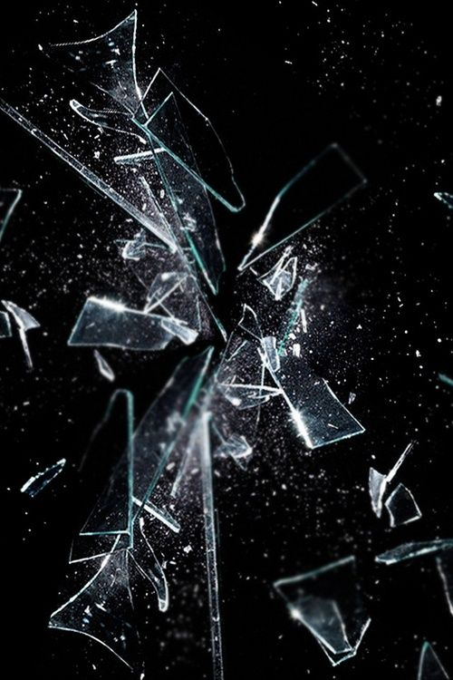 Shattered Nmrevolution With Images Broken Screen Wallpaper