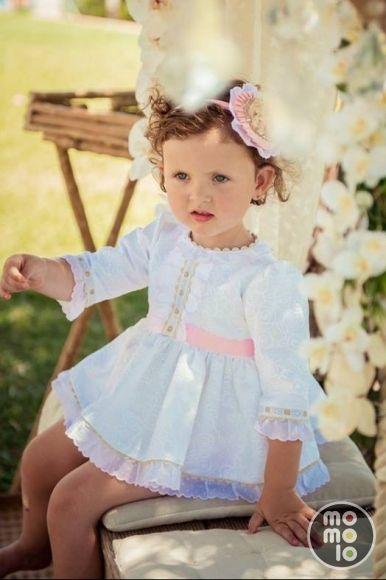 Ropa para nias Tocados Vestidos Moda infantil Redes sociales y