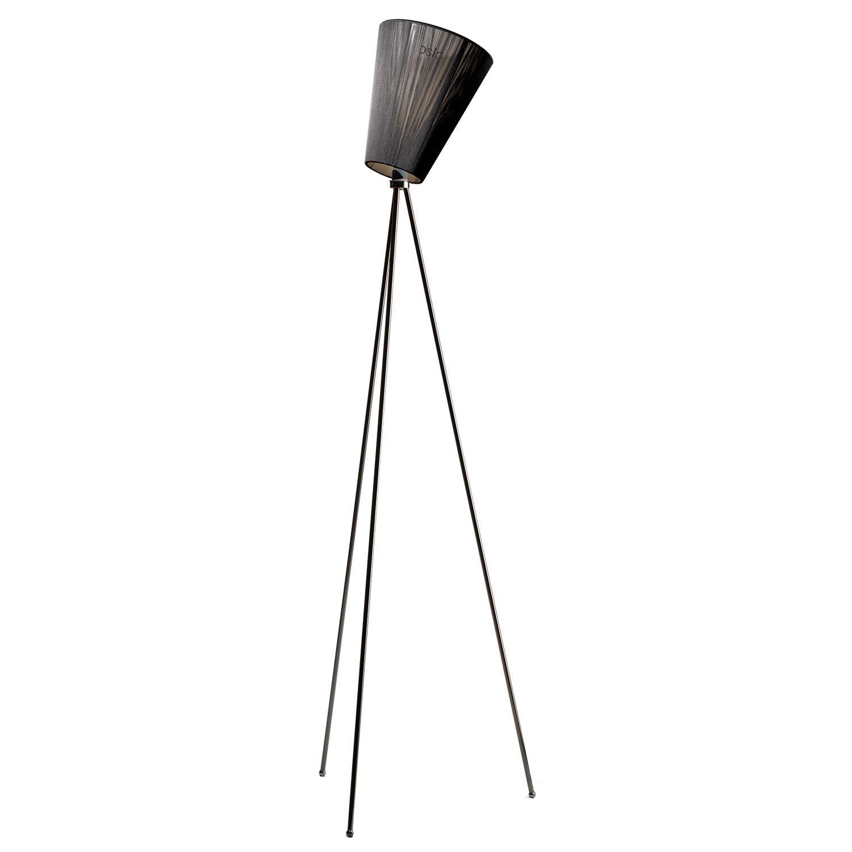 Oslo Wood gulvlampe fra Northern Lighting.Oslo Wood er en studiolampe med tredelt benstativ. Skjerme...