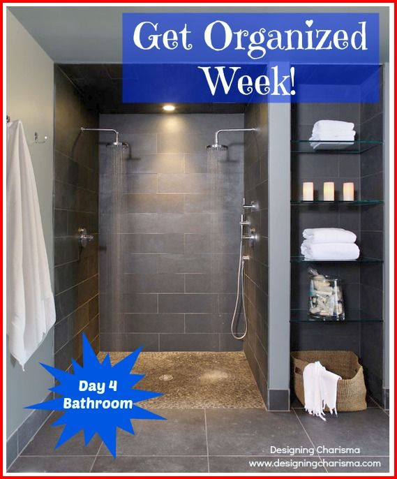 Day 4 Does Your Bathroom Need Some Help How Many Days Have You Stood In Your Bathroom Getting Re With Images Spa Bathroom Design Doorless Shower Design Bathroom Design
