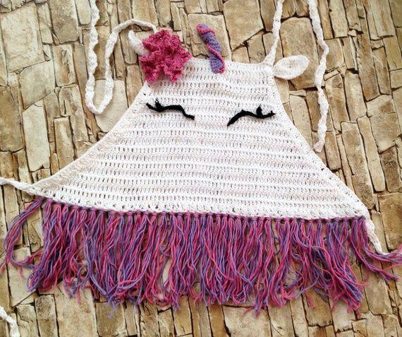 Unicórnio colorido de crochê -amigurumi no Elo7 | Geleia Crochê ... | 477x570