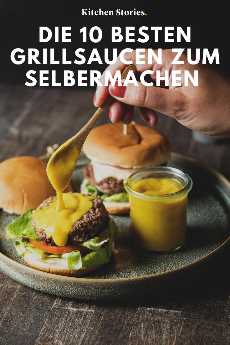Von rauchig bis exotisch: 10 Grillsaucen und Dips zum Selbermachen | Stories | Kitchen Stories