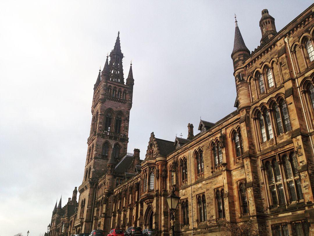 University Of Glasgow Aka Hogwarts The Building That Inspired J K Rowling To Create Hogwarts University Glasgow Hogwarts S Hogwarts Harry Potter Glasgow