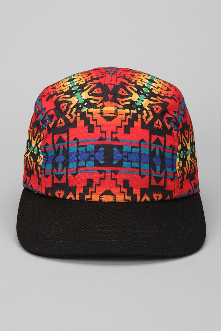 Pendleton 5-Panel Camp Hat  urbanoutfitters  7f41ad313aab