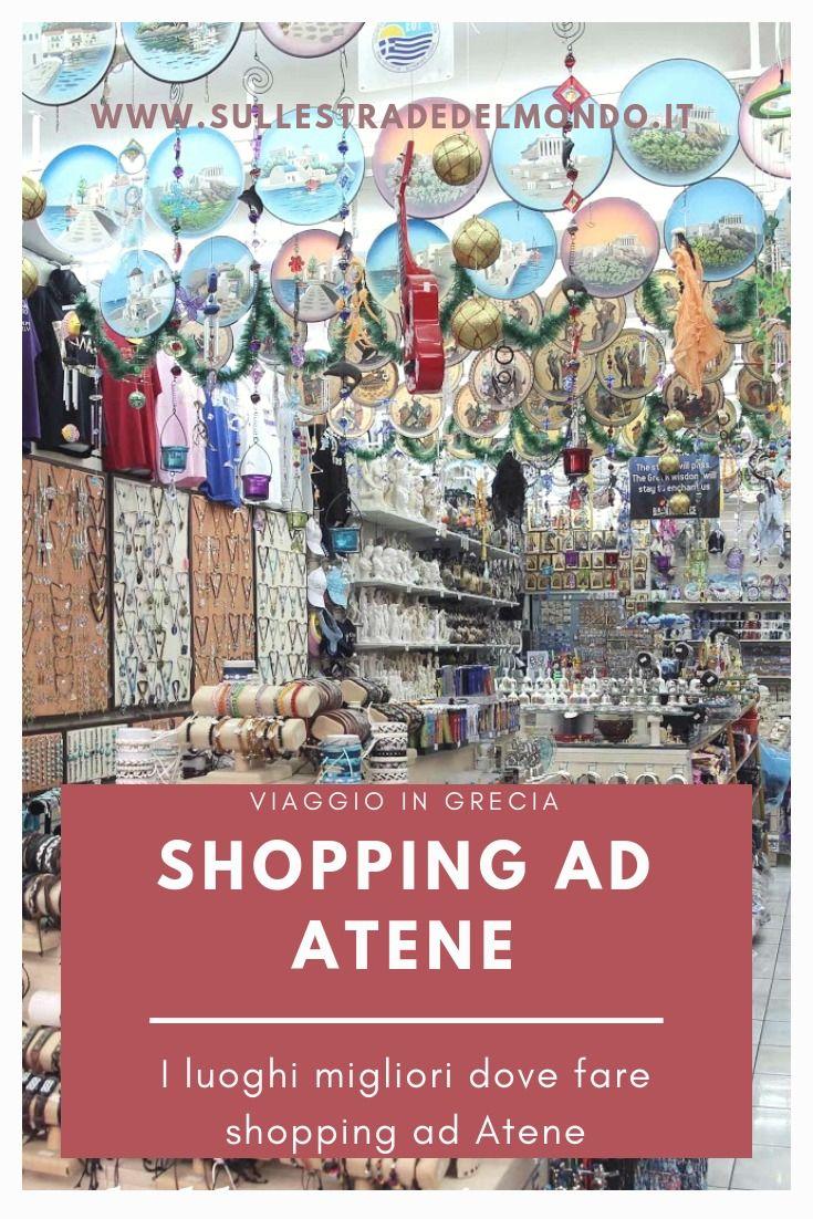 I luoghi migliori dove fare shopping ad Atene   Atene ...