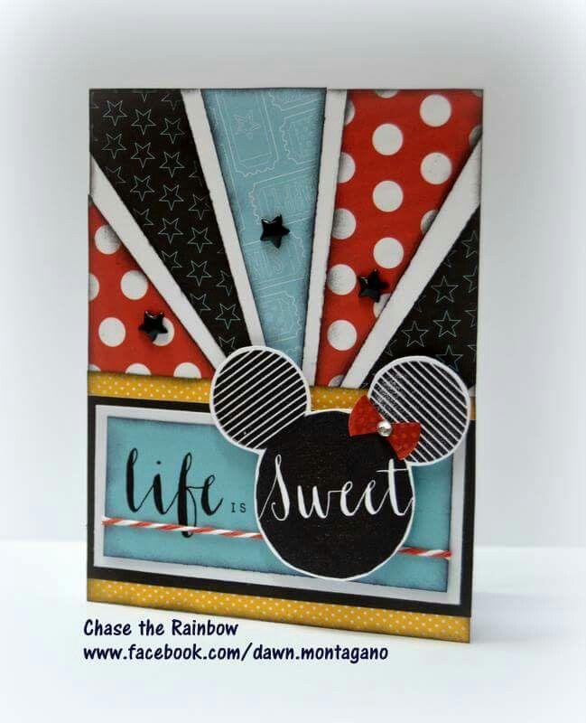 Disney Scrapbook Disney Scrapbook Pages Disney Cards