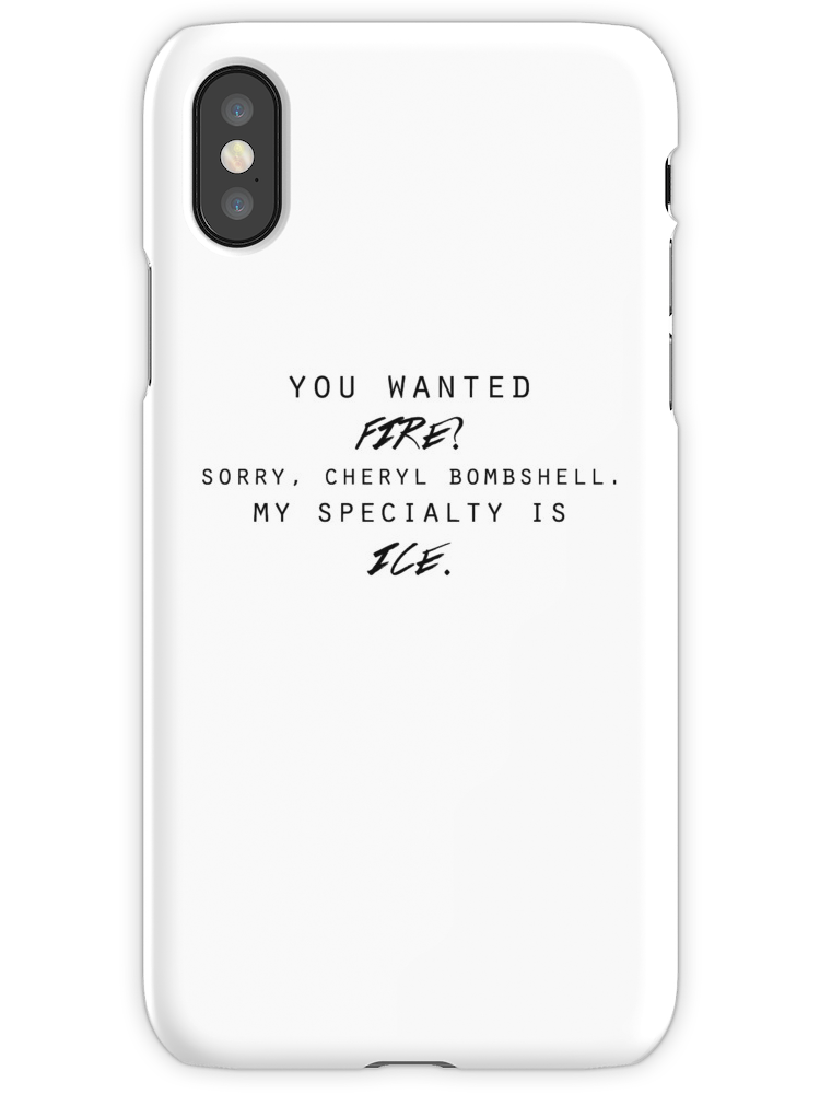 coque iphone xs riverdale
