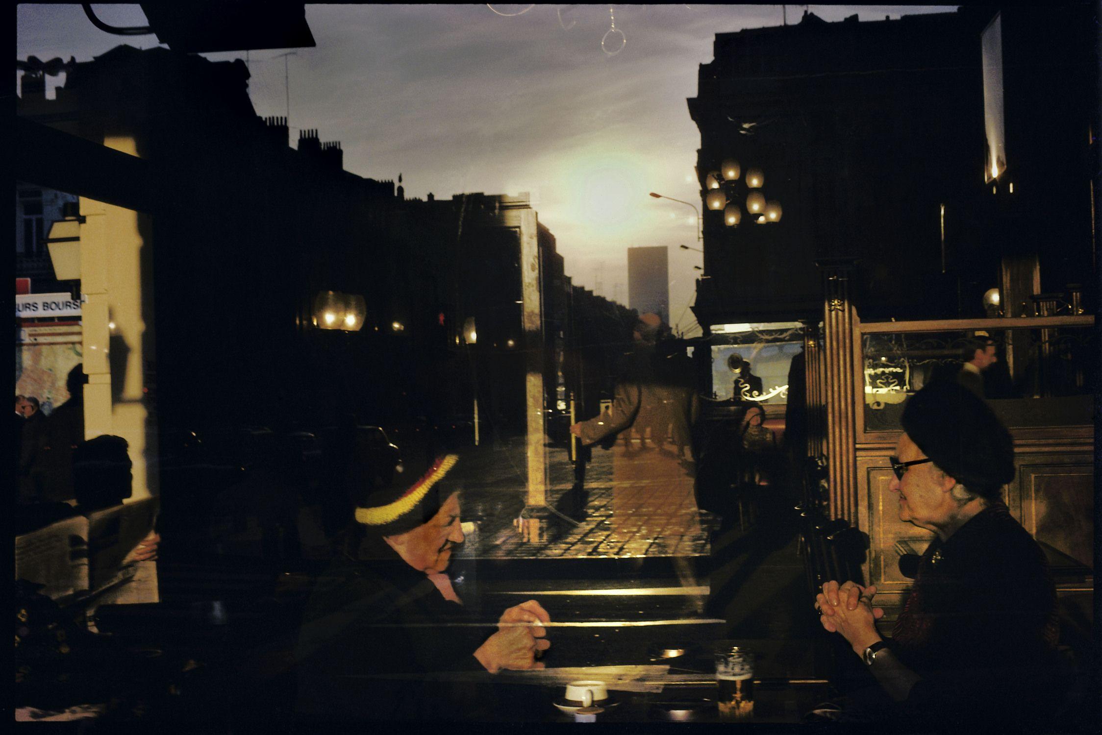 Harry Gruyaert Magnum Photos World Photography Photographer Portfolio