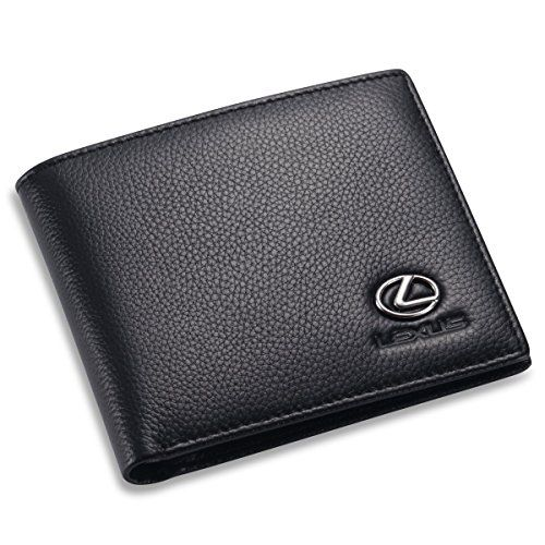Lexus Bifold Wallet With 3 Credit Card Slots And Id Window Genuine Leather Read More Reviews Of The Product By Visiting The Bi Fold Wallet Wallet Wallet Men