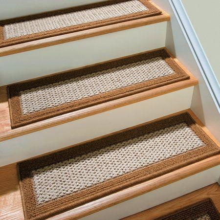 Best Kimberly Ii Slip Resistant Rugs Stair Treads Stair 400 x 300