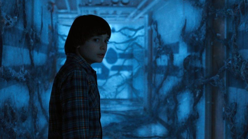 Stranger Things comic about 'the Upside Down' in 2020