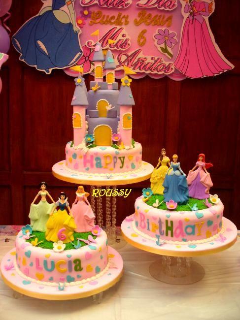 pasteles de disney | Pasteles de princesas Disney | pasteles ...
