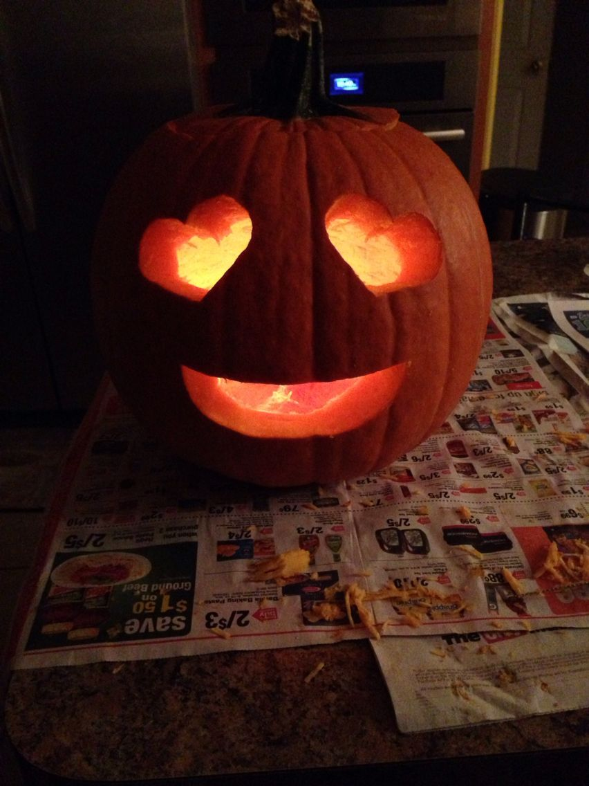 Pumpkin carving ideas house child pumpkin