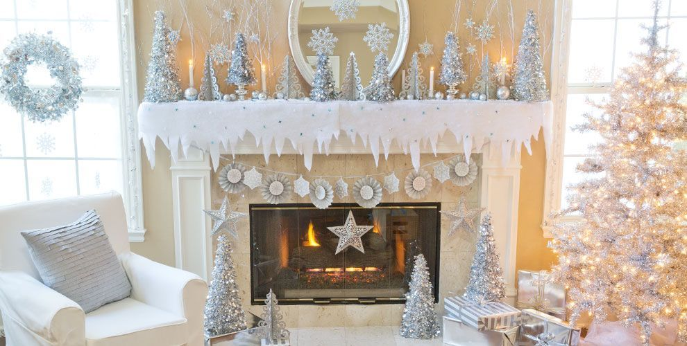 Set The Scene For A Winter Wonderland With Our Hanging