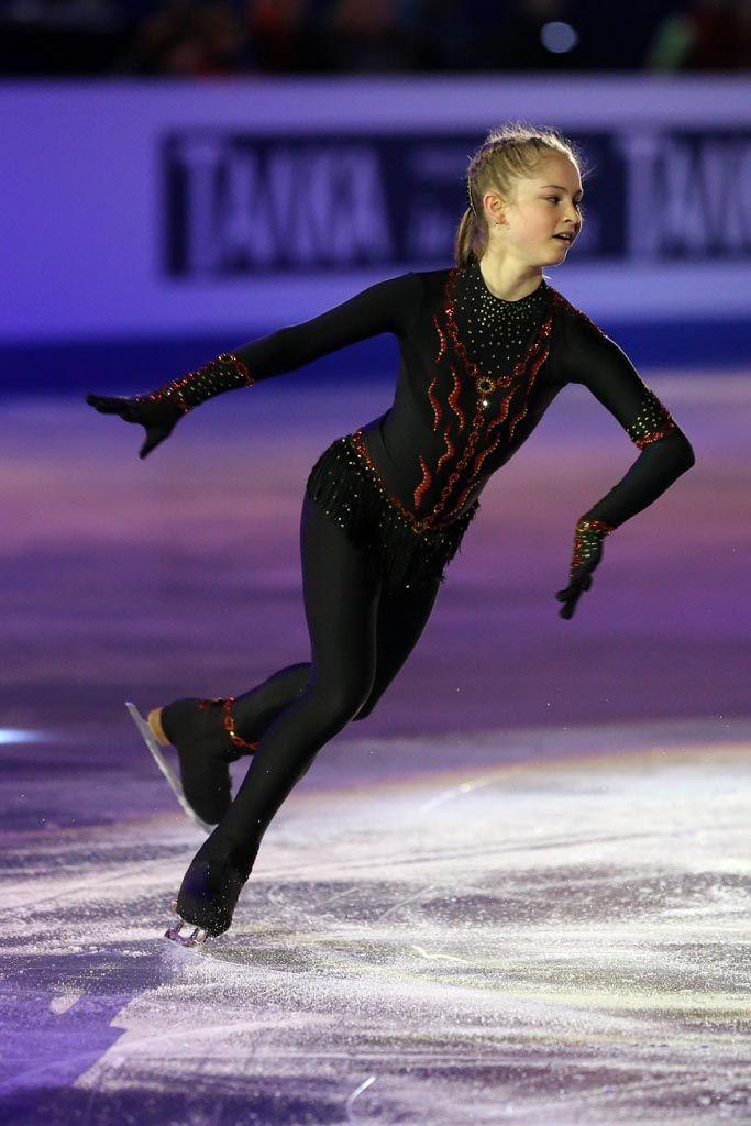 Julia Lipnitskaia 2014