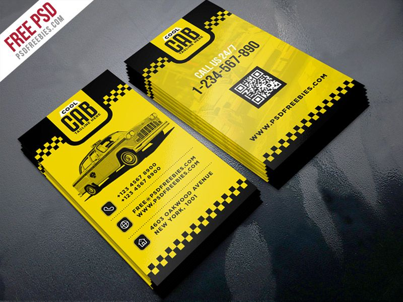 Taxi cab service business card template psd pinterest card download free taxi cab service business card template psd this free taxi and cab service business card is perfect for any taxi or cab business cheaphphosting Gallery