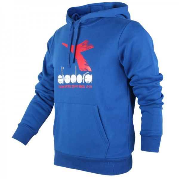 Diadora spring and summer men's fashion hooded sweater